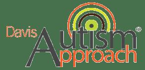 Logo van RDAF, De Ron Davis Autism Foundation, waarbij Saisi aangesloten is.