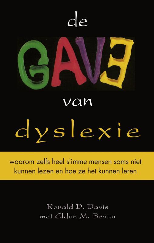 In het boek, De gave van dyslexie, beschrijft Ron Davis zijn programma voor dyslexie.