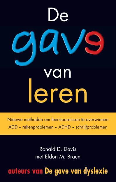 In het boek, De gave van leren, beschrijft Ron Davis zijn programma's voor ADD/ADHD en dyscalculie.