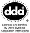 Logo Davis Dyslexia Association Nederland