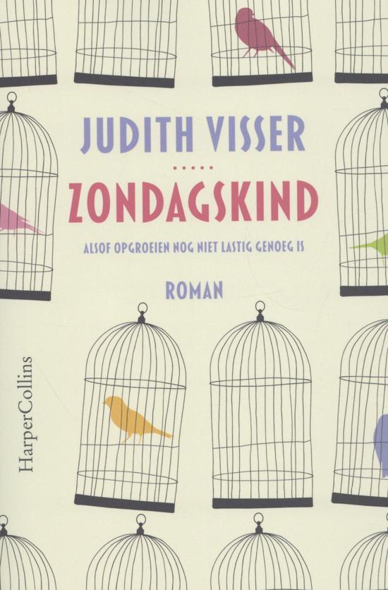 Het boek, Zondagskind beschrijft het denken en voelen van een opgroeiende jonge meid met autisme.