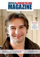 Cover van het verenigingsblad van Impuls-Woortblind, waarin een artikel staat over de Davis-methode voor dyslexie.